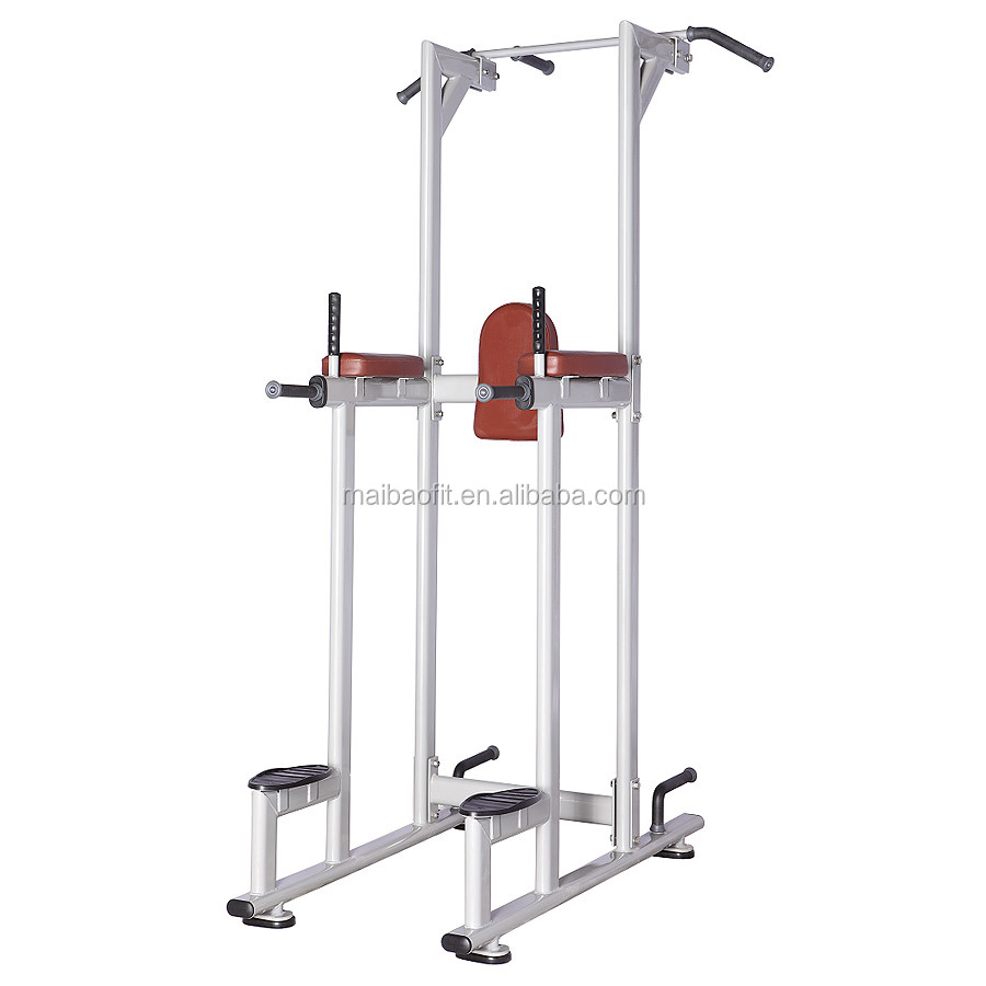 leg stretcher Vertical Knee Raise fitness equipment