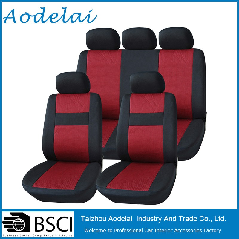 designer black and red funny well fit seat covers for car buy seat cover well fit car seat. Black Bedroom Furniture Sets. Home Design Ideas