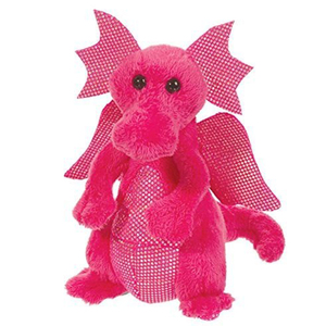 Custom plush toys dragon city, plush toy red dragon