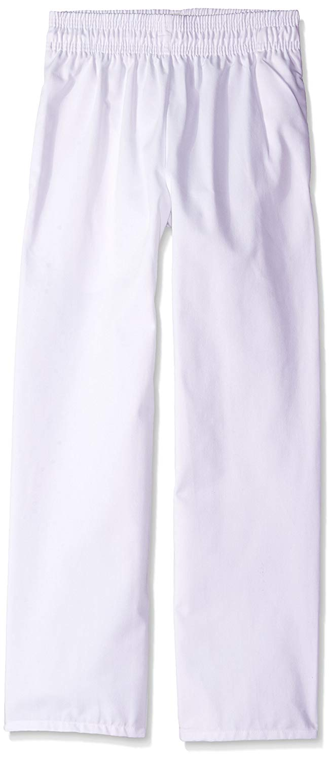 Uncommon Threads Unisex Classic Baggy Chef Pant with 3 Inch Elastic Waist