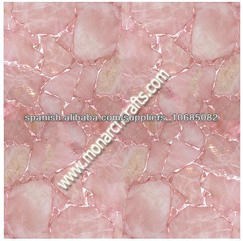 Azulejos de cuarzo rosa alicatados identificaci n del producto 400000200138 - Azulejos refractarios ...