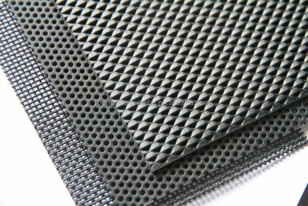 Perforated Metal Dust Proof Window Screen Mesh Aluminum