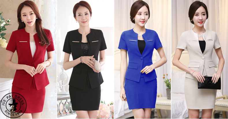 Receptionist Hotel Uniform For Front Desk Staff View High Quality