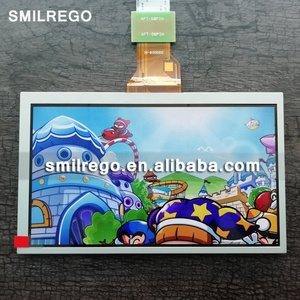8 inch LCD Original teseted AT080TN64 display screen 800*480 panel 8'' 16:9