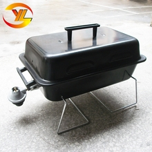 Mini Camping Vouwen Draagbare <span class=keywords><strong>Gas</strong></span> BBQ Barbecue <span class=keywords><strong>Grill</strong></span> Voor Verkoop