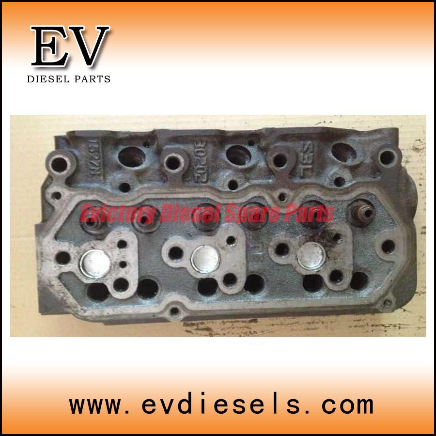 Excavator Engine S3l S4l S4l2 S3l2 Crankshaft Fit On