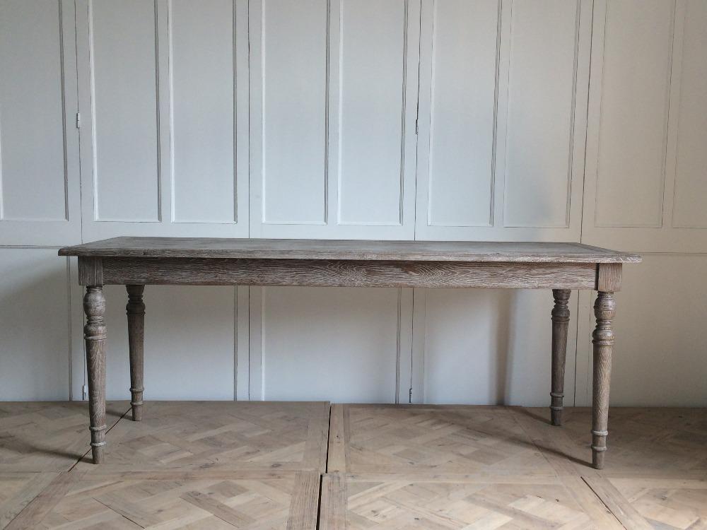 Mobili Legno Recuperato : Vintage mobili in legno recuperato rustico tavolo da pranzo tavolo