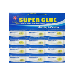 Professional factory direct Super glue extra strong 502 cyanoacrylate adhesive for plastic/rubber/glass/metal/wood