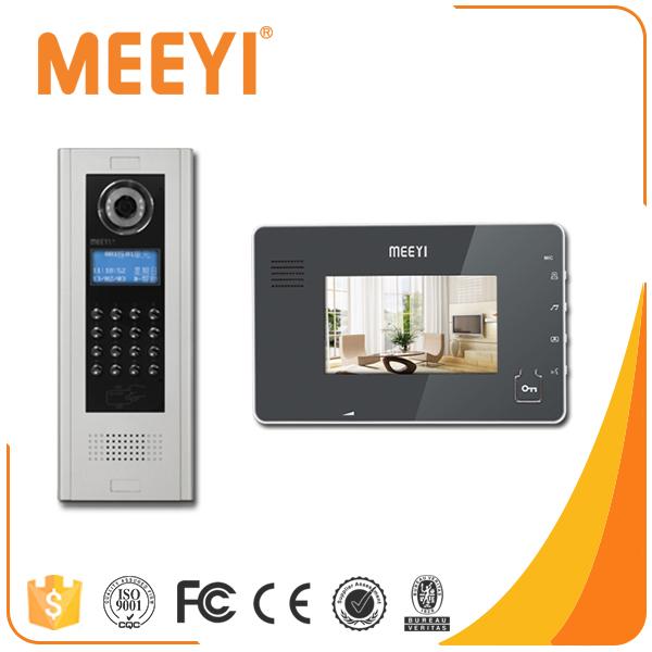 8 Apartments Cheap Video Intercom Door Phone System