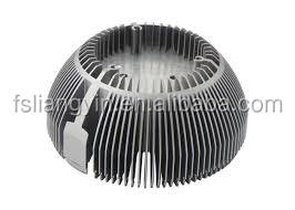Professional high quality custom aluminum heatsink price for installation aluminum processing