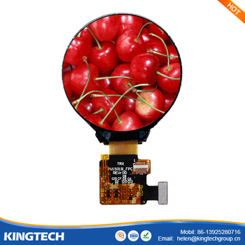 China Supplier Wholesale Alibaba 1.5 Inch Round Watch Lcd Touch ...