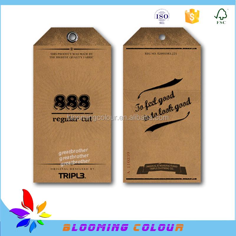 paper hang tag