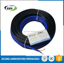 contemporary waterproof heating low voltage cable electric wire
