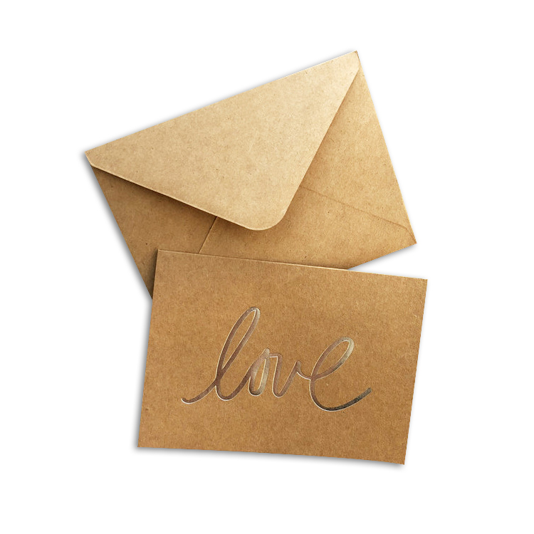 Diy Handmade Present Greeting Invitation Card For Boss Friend Parents Buy Packaging Envelope Boxes Envelope Wedding Invitation Custom Packaging