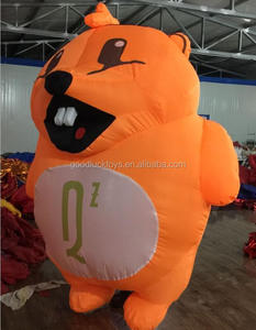 advertising giant inflatable Mole