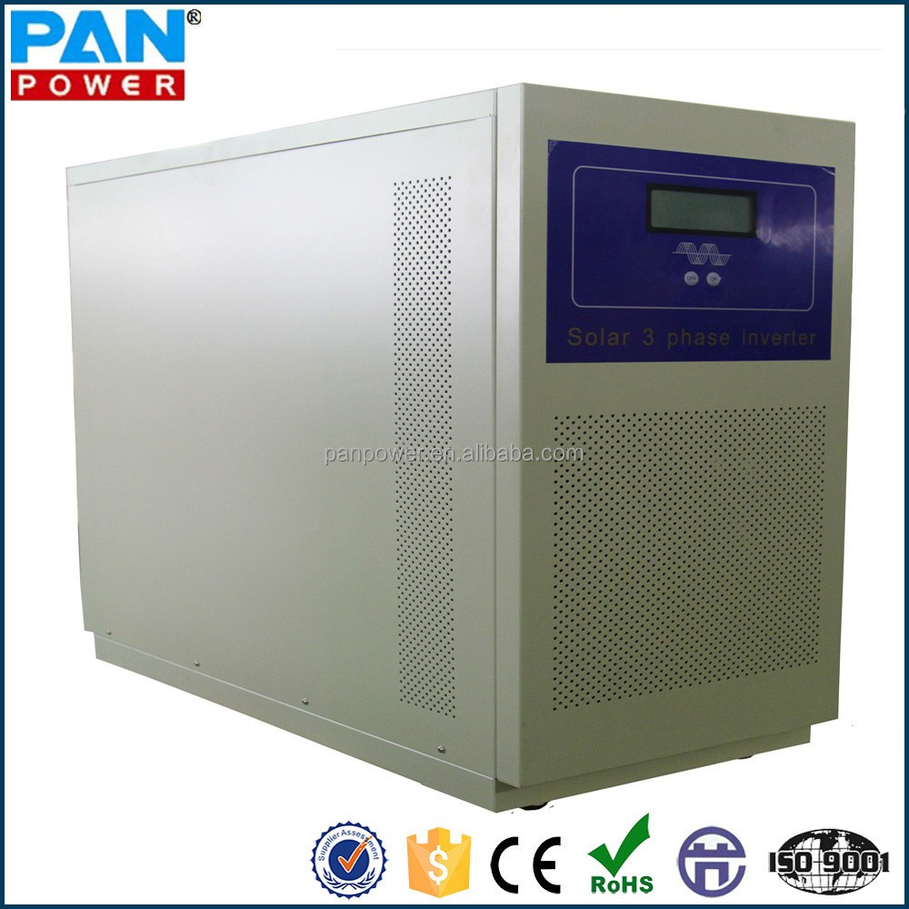 Wind and Solar Hybrid three phase 20kw off-grid solar inverter