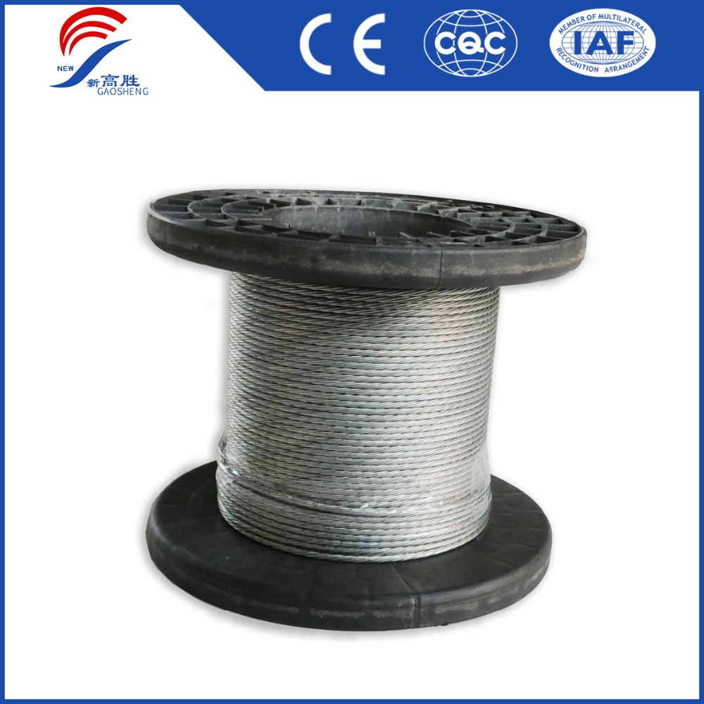 Best Selling Products Winding Spring Galvanized Steel Wire Rope