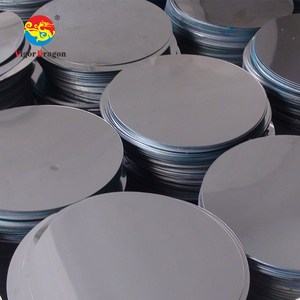 Jieyang Mirror Sheet Mill Test Certificate 201 Stainless Steel Circle for Flatware Lunch Box