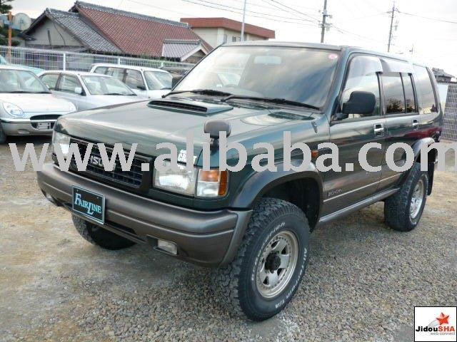 isuzu bighorn 4x4 (suv) - buy auto product on alibaba