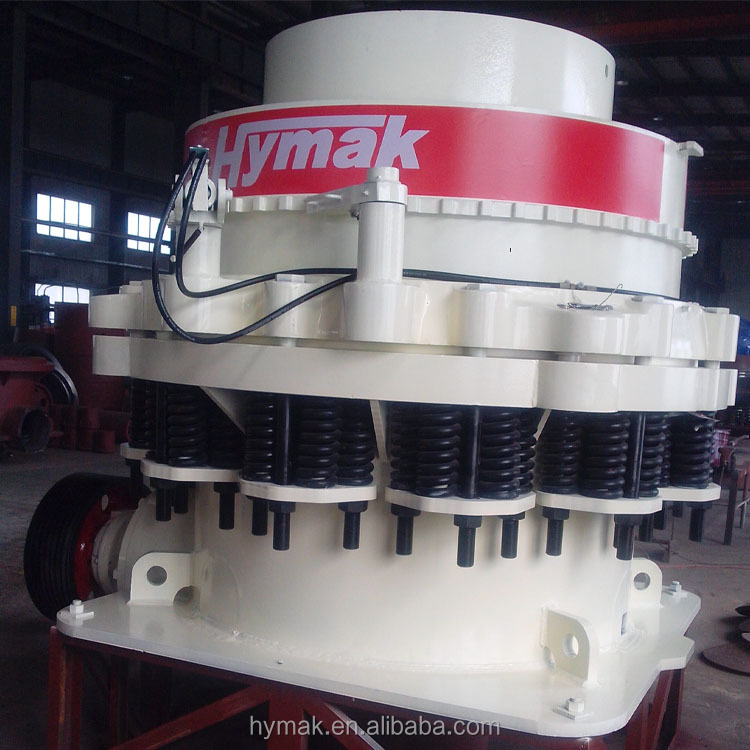 factory price large capacity stable S155 short head medium 4-1/4ft 4.25ft symons type hydraulic cone crusher