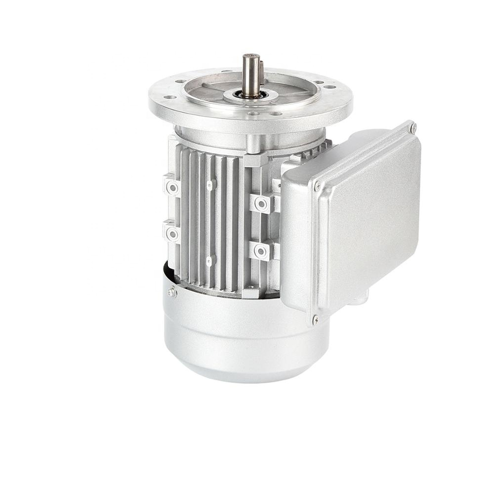 YL series induction motor 1.5kw 1 phase,high low rpm asynchronous gear motor