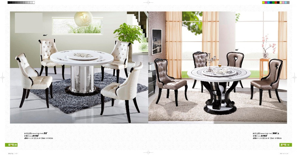 modern classical style italian dining table 100  solid