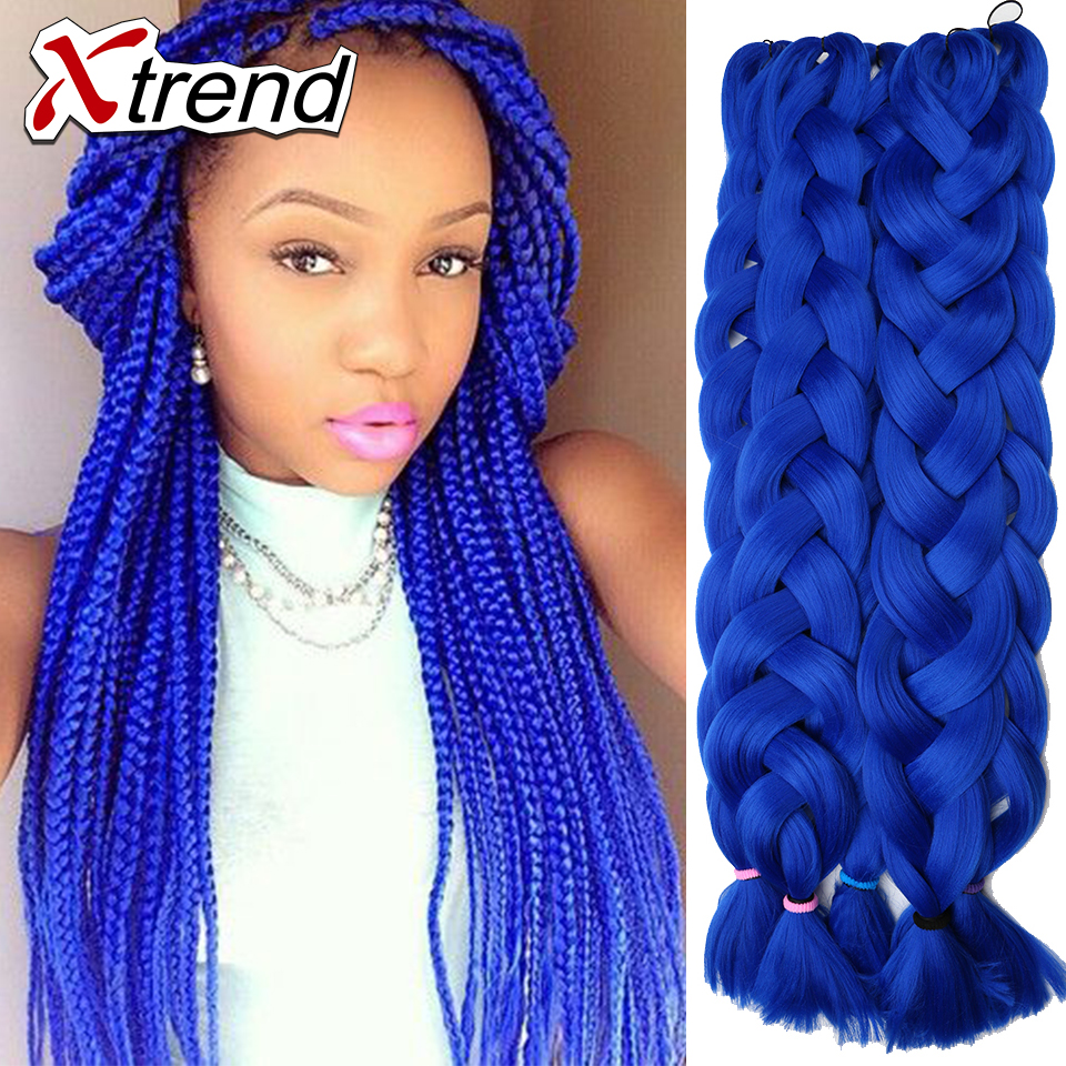 Braid Extensions Black Hair 65