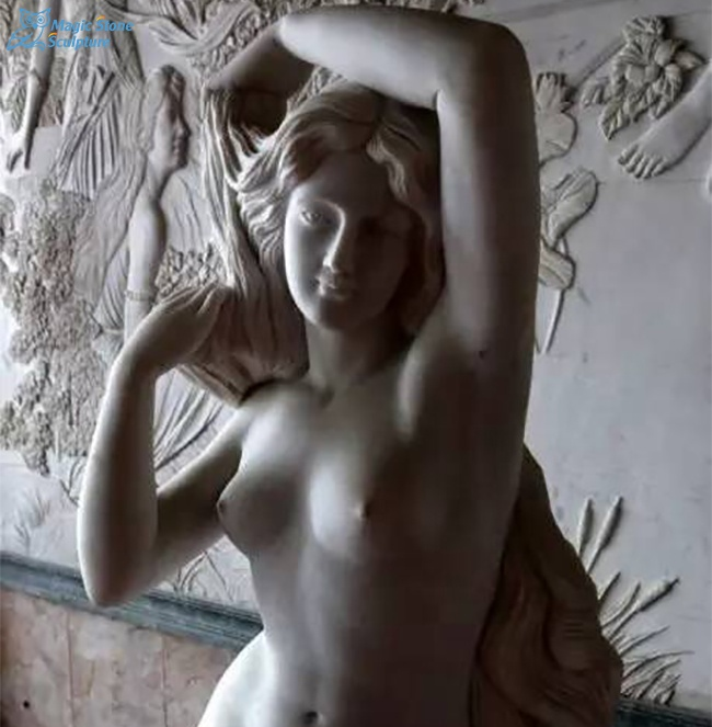 Life Size Nude Woman Statues for Sale