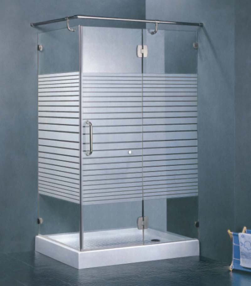 Folding Glass Shower Door Beautiful Practical Folding