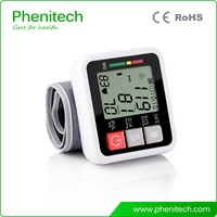 Best quality wrist digital blood pressure monitor portable
