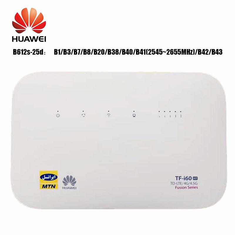 Huawei B612 4g Lte Cat 6 Cpe Wifi Router Huawei B612s-25d Lte 300mbps Cpe  Wireless Router - Buy Huawei B612,Install Wireless Router,150m Wireless
