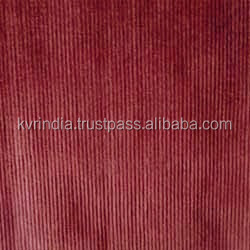 embroidered organza corduroy fabric