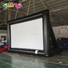 2019 Outdoor Advertising large inflatable projection screen