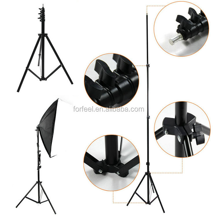 Direct purchase of china's high-quality professional rotating crystal led light stand