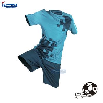 82cc2763d1a1c 17 18 Grado Azul Original De Fútbol Uniforme De Fútbol - Buy ...