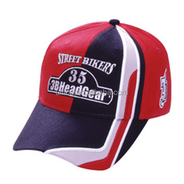 high quality custom embroidery cotton chino baseball cap