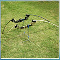 Camouflage 51 40lbs Takedown Longbow Recurve Bow Hunting Target Shooting Game Right Hand Archery Shooting Practice