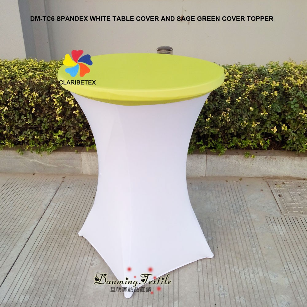 Wholesale Fancy Spandex Party Cocktail Table Cover,Highboy Stretch Table  Cover - Buy White Cocktail Table Spandex Covers,Cocktail Table Stretch Cover,Lycra  ...