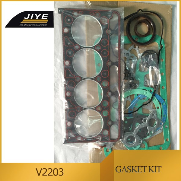 v2203 cylinder head gasket ,kubota engine parts
