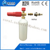 Different Models of high pressure water pump car wash foam cannon with tank