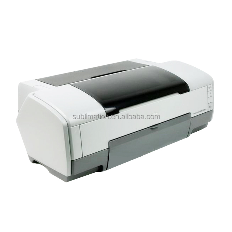 Ep sublimatie-inkt printer. Stylus photo r230 printer voor textieldruk