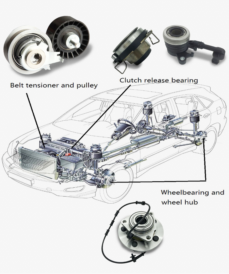 [ONEKA] Oem 03L109243F otomobil triger kayışı Araba Motoru Için A1 5 Q5 Ibiza V abia Golf VI Passat