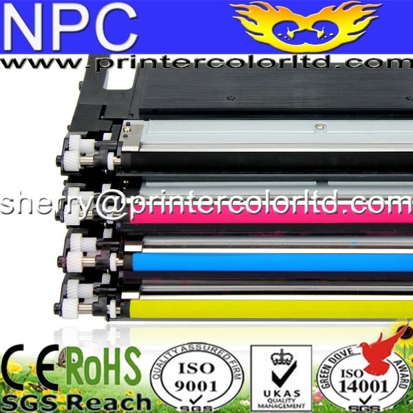 406 toner cartridge with for samsung clp 365 toner reset chip
