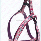 wholesale high-end dog harness with jacquard woven