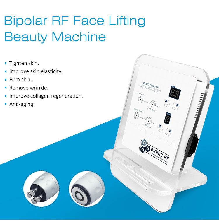 radio frequency facial machine