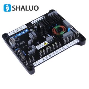 Brushless Generator Automatic Voltage Regulator Circuit Diagram AVR  M40FA640A
