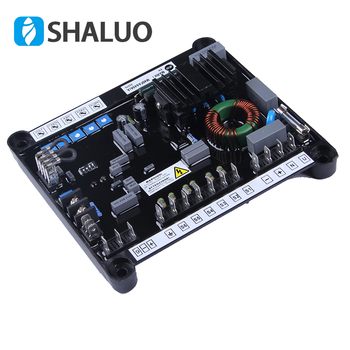 Brushless Generator Automatic Voltage Regulator Circuit ...