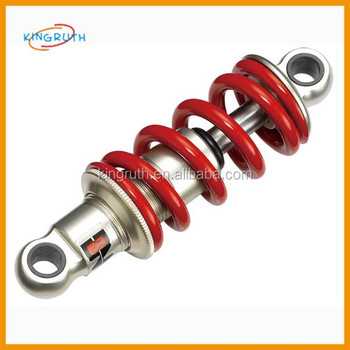 Chinese Customized Adjustable Compression Atv Pit Bike Rear Shock