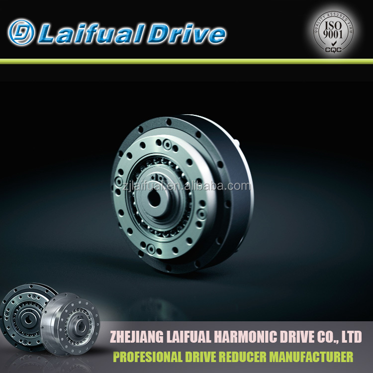 Laifual harmonic drive with high-speed operation