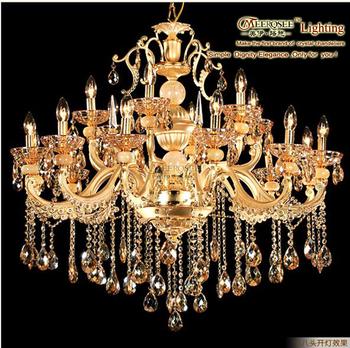 Luxus Hotel Kronleuchter Kronleuchter Kristall Licht, Glanz Leuchte Für  Lobby, Foyer, Villa Meerosee
